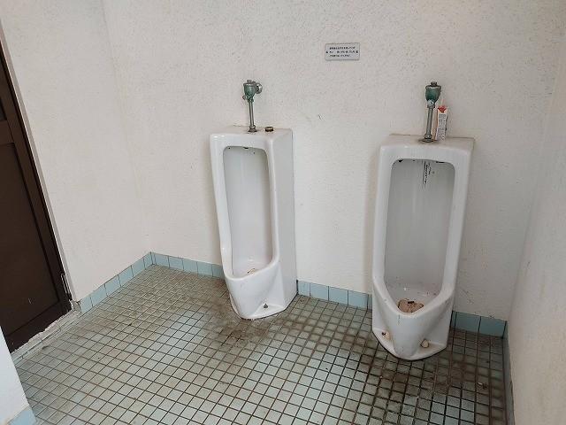 波崎かもめ公園のトイレ