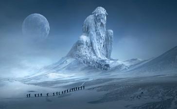 氷まつり 氷像 帯広