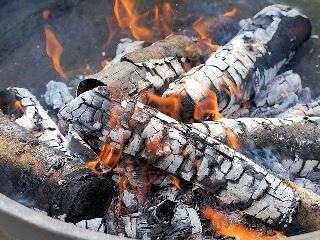 いっぴん 炭火焼き