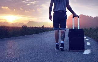 孤独 一人旅