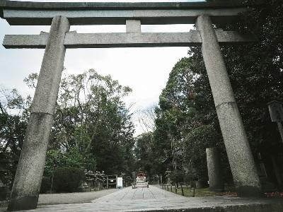 帯広神社 画像