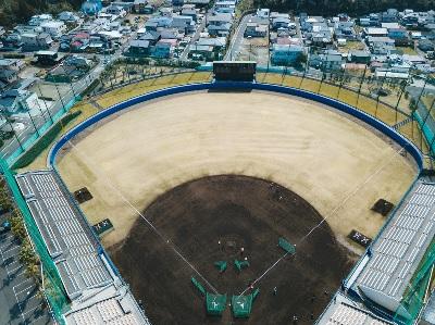 ブタサン 千葉 野球場