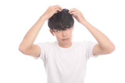 髪形 清潔感