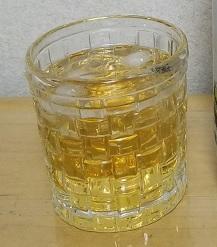 美酢 水割り