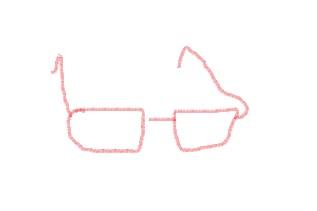 赤いメガネ 心理