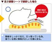 モットン枕 頸椎