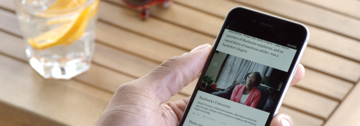 FacebookはInstant Articles(インスタント記事)の収益化に関する一連のアップデートを発表
