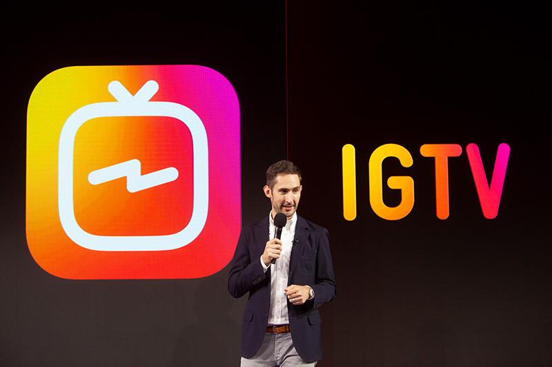 Instagramが提供する縦型長尺動画配信サービス「IGTV」とは?~ビジネス活用する上で知っておきたいこと