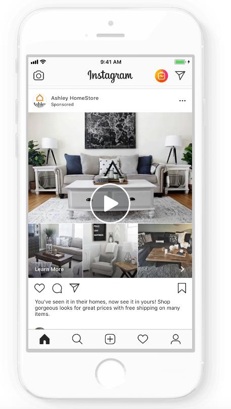 Instagramコレクション広告