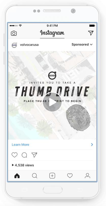 Instagram動画広告
