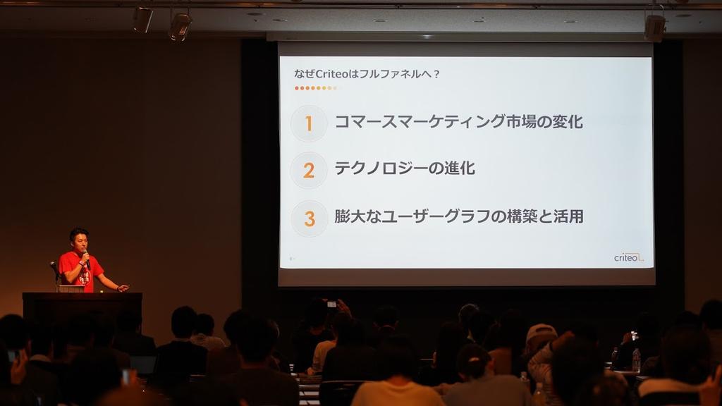 Criteoのフルファネル化、その背景と強み : CRITEO株式会社 中村祐介氏