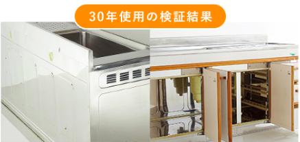クリナップのシステムキッチンはクチコミで評判のステンレスキャビネットで長持ち