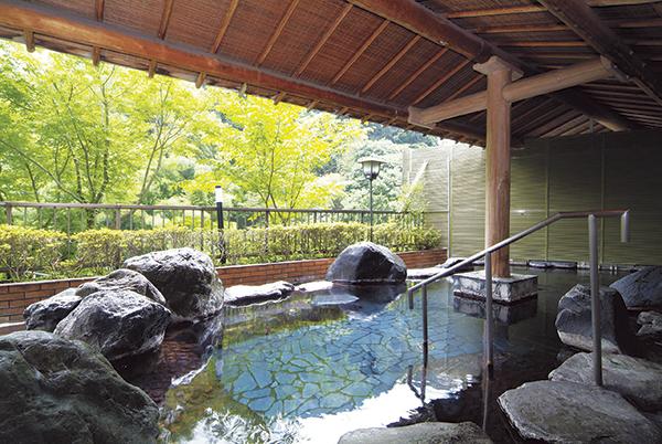 エグゼタイム パート4で選んだ神奈川県湯河原温泉大滝ホテル