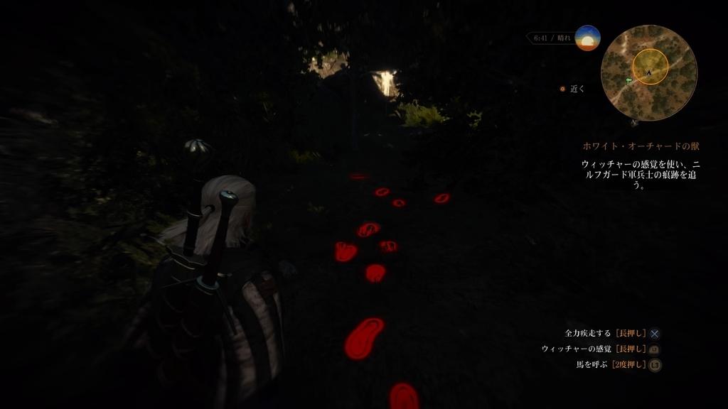 ウィッチャー3ゲーム画像