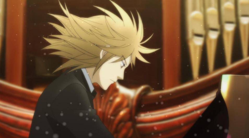 アニメ・ピアノの森画像