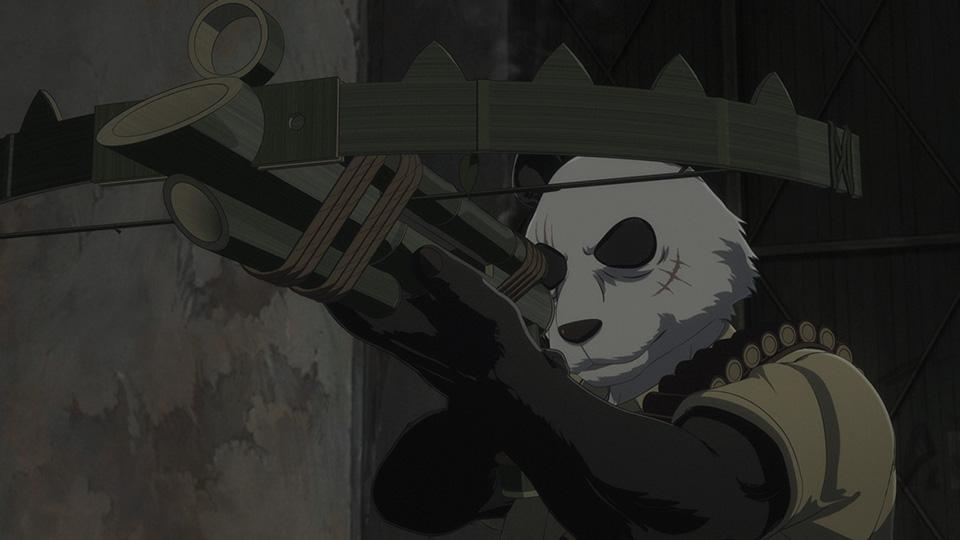 BEASTARSアニメ画像