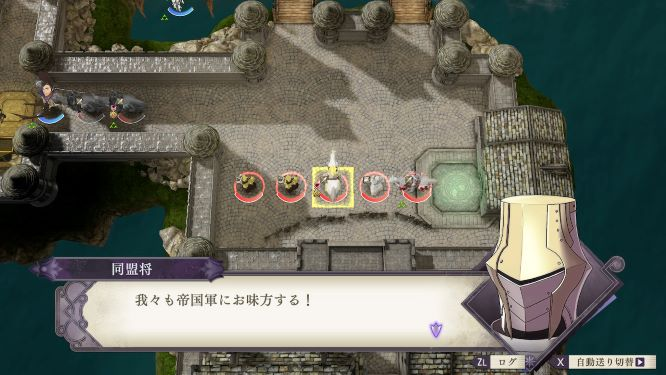 FE風花雪月ゲーム画像