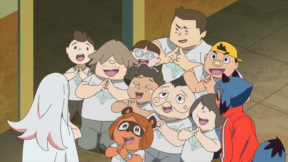 BNAアニメ画像