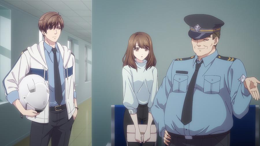 恋とプロデューサーアニメ画像