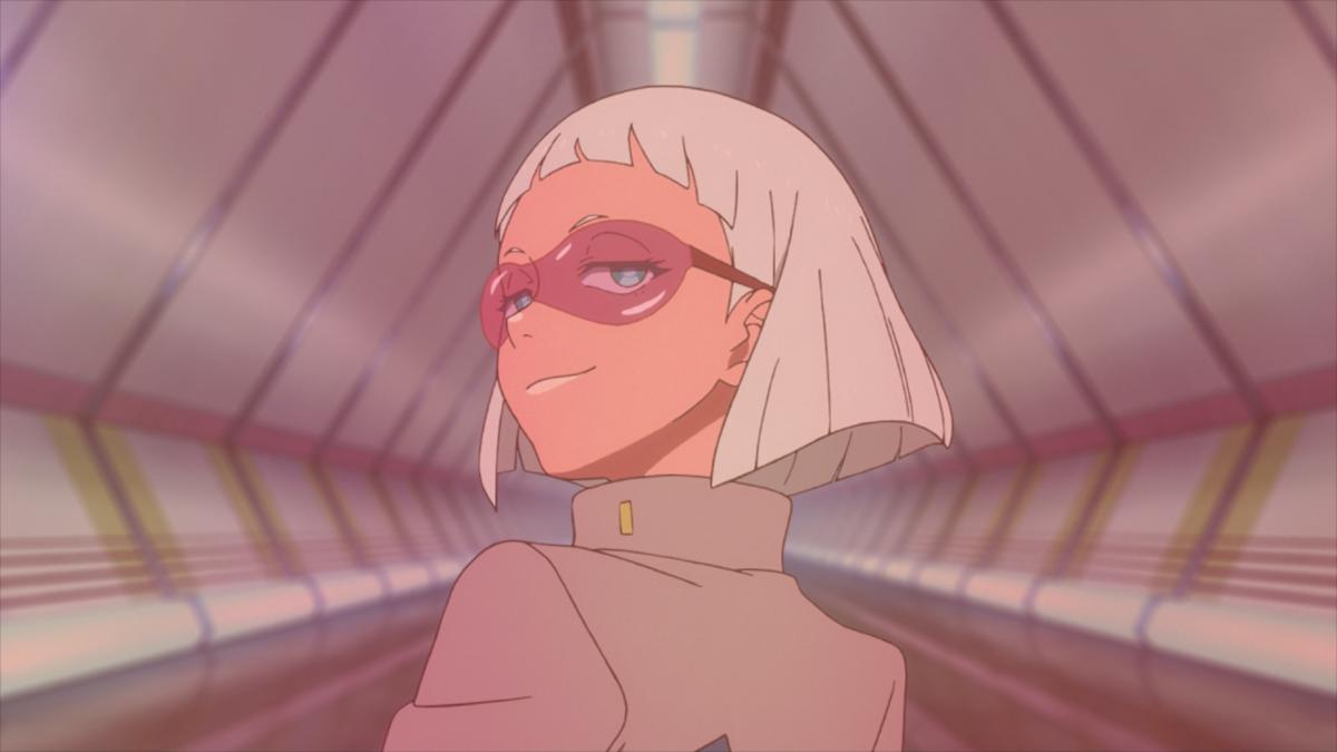 デカダンスアニメ画像
