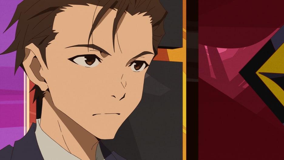 GREAT PRETENDERアニメ画像