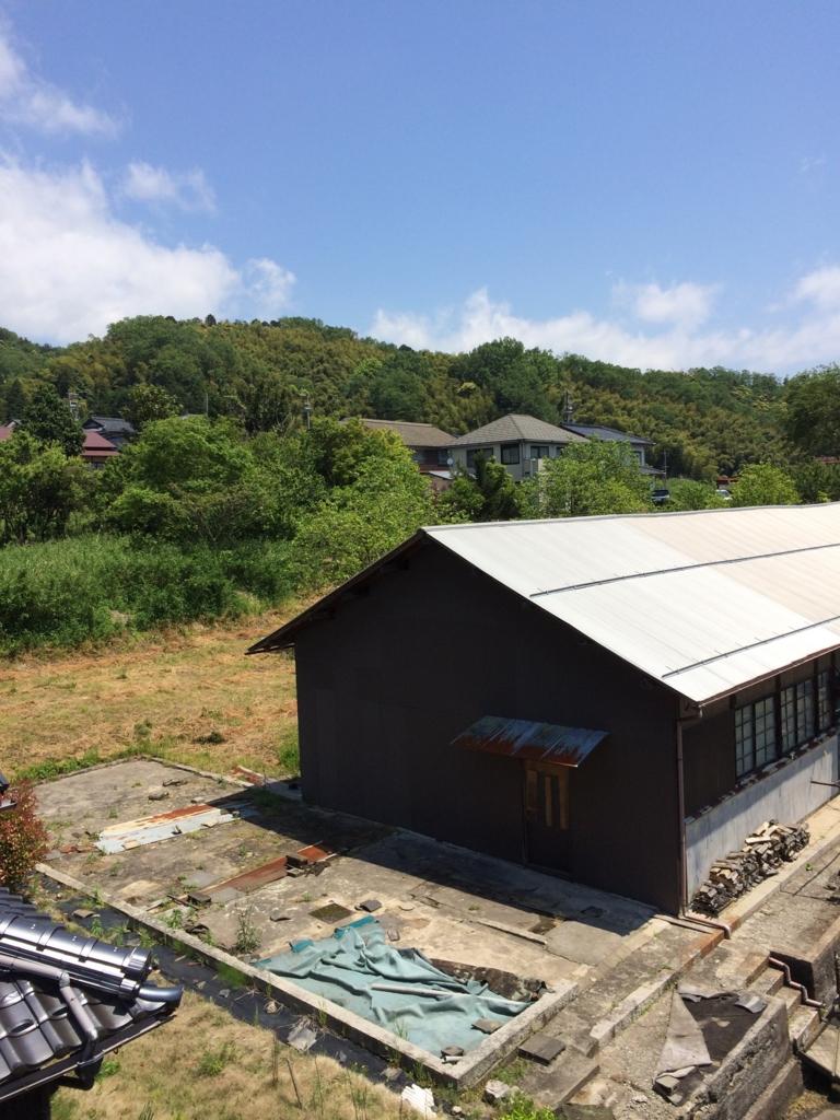 薪山崎の工場と土地を薪場にしたい