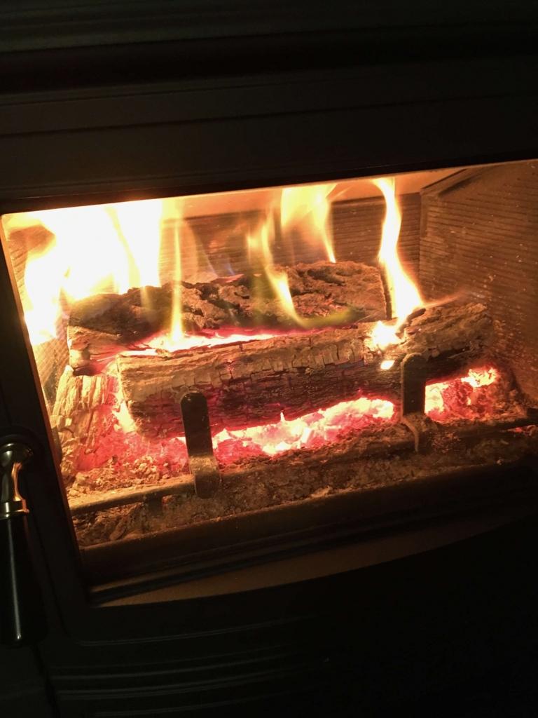 燃えさかるネスターマーティンS43