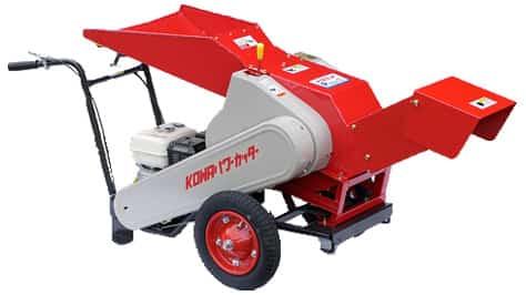 新興和木材チッパーp-650