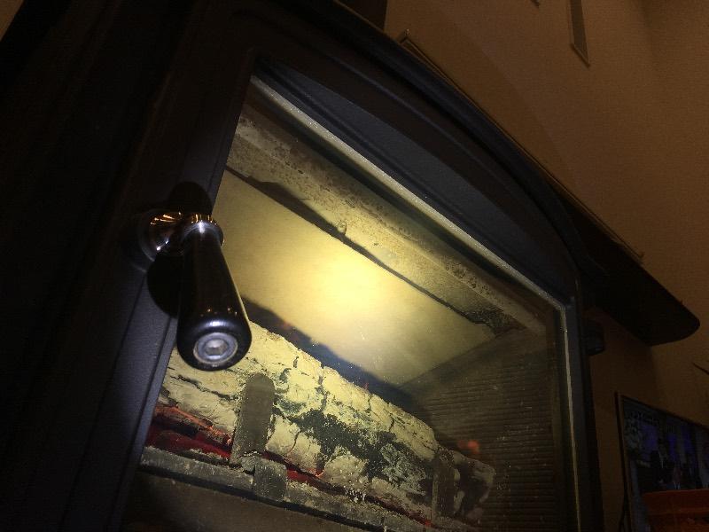 ネスターマーティンS43の炉内