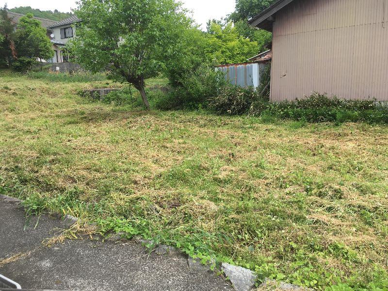 薪山崎草刈り結果2