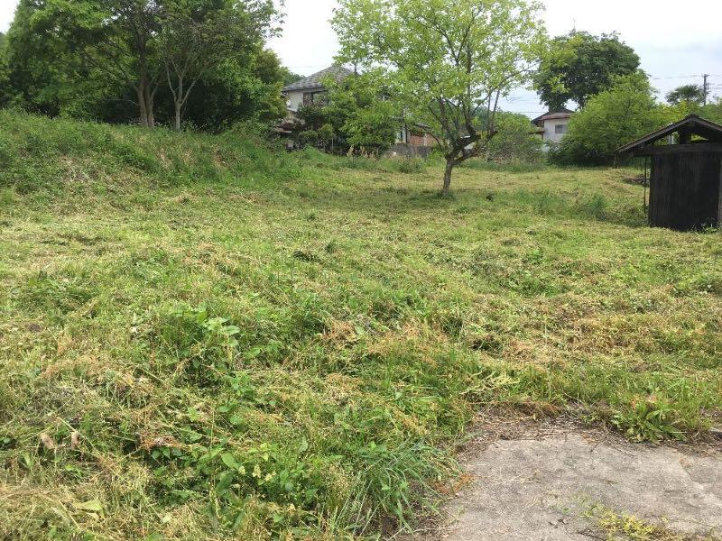 薪山崎草刈り結果3