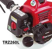 TRZ260のチョークレバー
