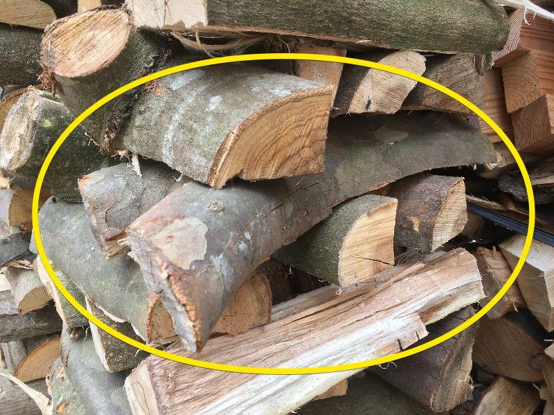 斜めの枝薪薪山崎