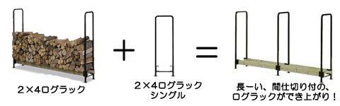 ファイヤーサイドログラック増設説明
