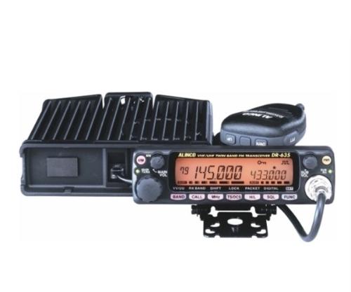 DR-635DV操作パネル