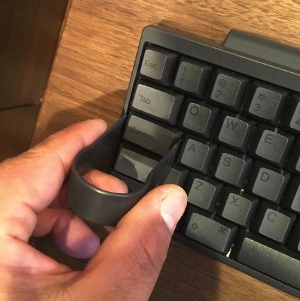 ハッピーハッキングキーボードキートップ交換