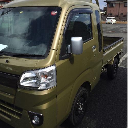 薪山崎あると便利な軽トラック