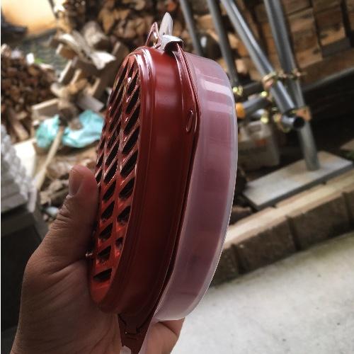 パワー森林香専用の携帯防虫器