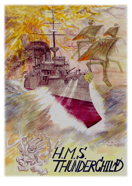 H.M.S.THUNDER CHILD]』の検索結...