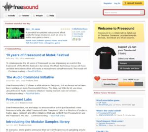 FreeSoundorg