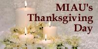 MIAU ThanksGiving Day