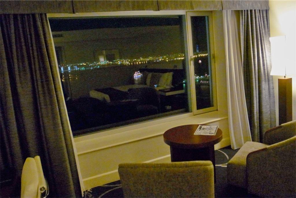ヨコハマグランドインターコンチネンタルホテル デラックスベイ1