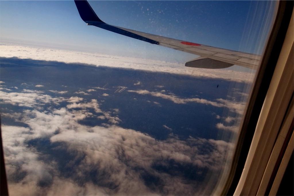 富山空港から羽田へ
