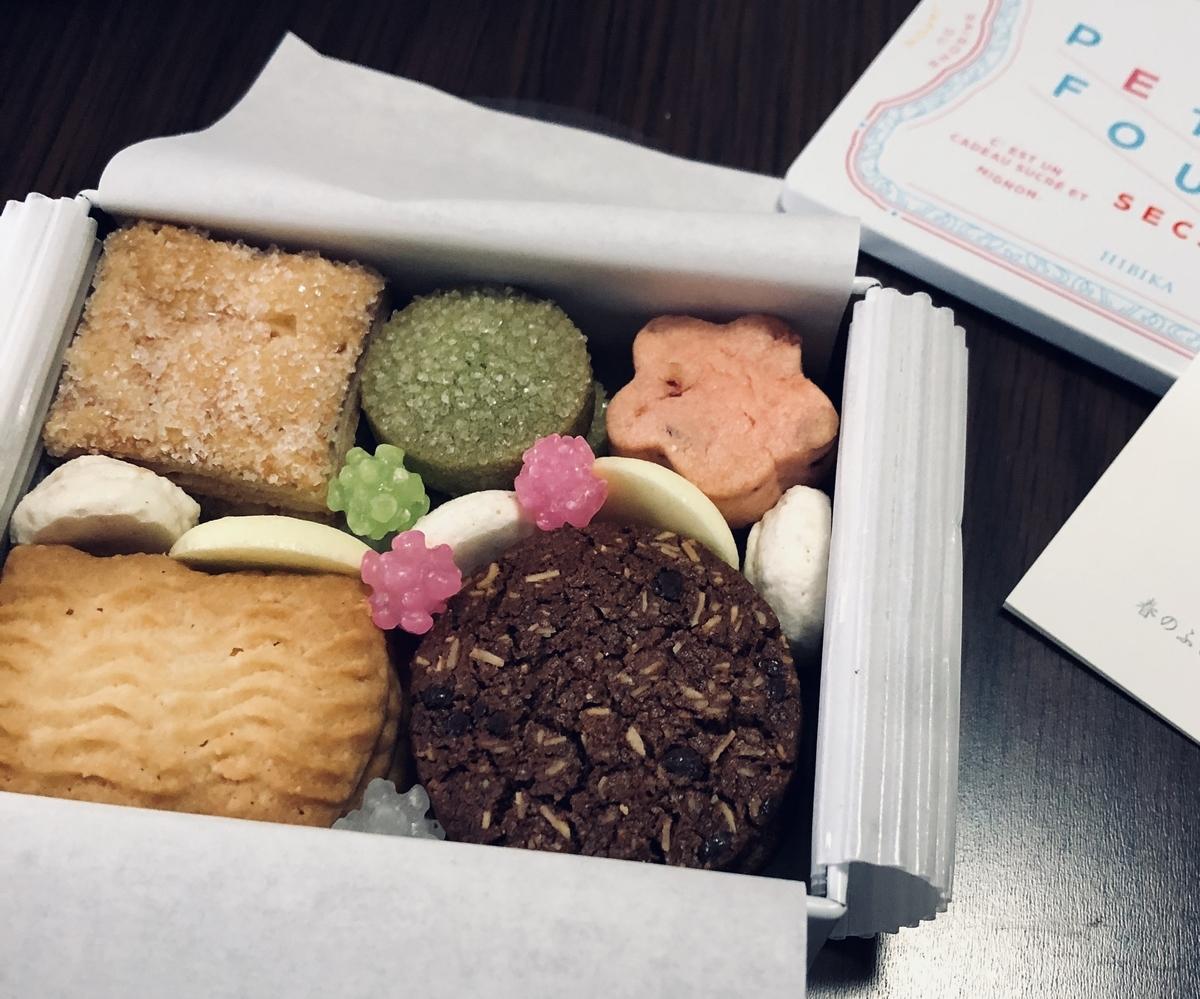 hibikaのクッキー缶