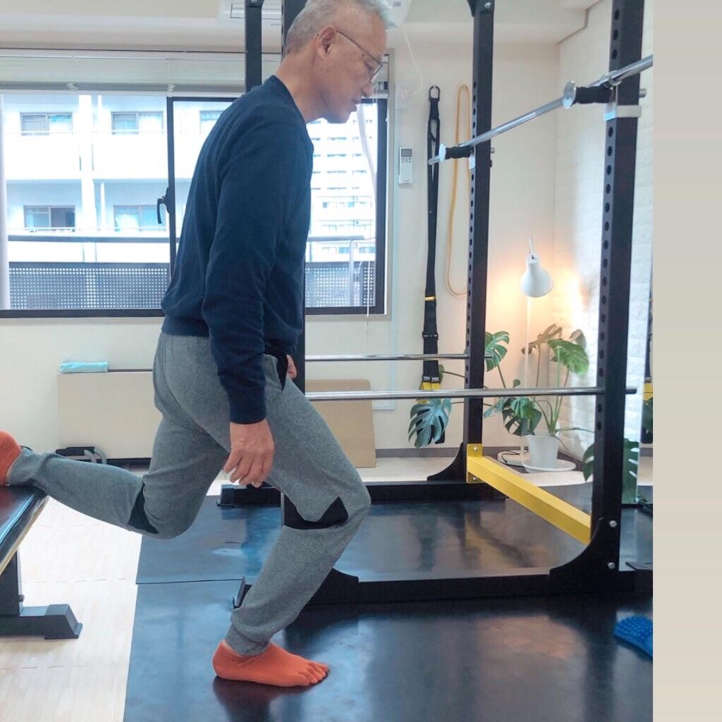 ご年配のトレーニング