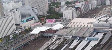 品川駅周辺
