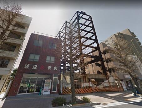 鉄骨おばけマンション|Google マップ