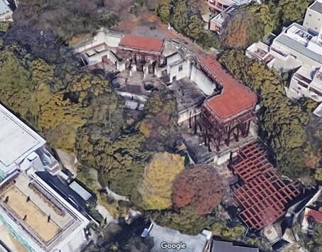 ジェフリ・ボルキア邸|Google マップ
