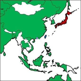 財務省「我が国の租税条約ネットワーク」