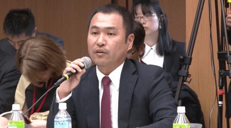Airbnb日本法人の代表を務める田邉氏